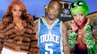 2pac Planned On Having Sexual Relations With Lil Kim, But Settled For The Vulnerable Faith Evans