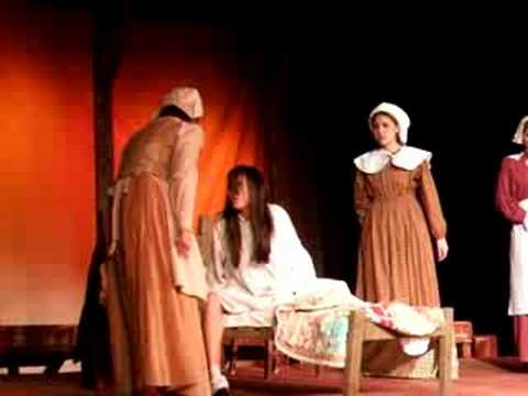 Aliso Niguel's the Crucible (Betty)