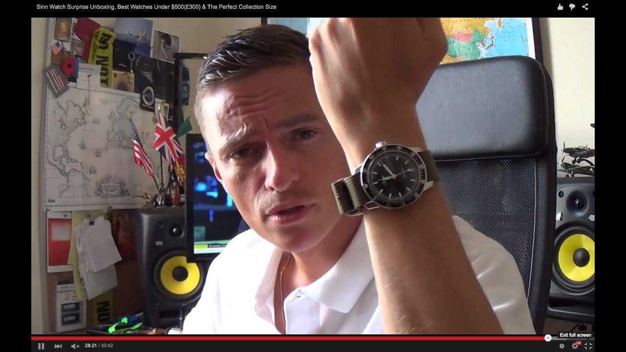 surprise sinn watch unboxing best watches under 500 £300 the surprise sinn watch unboxing best watches under 500 £300 the perfect collection size