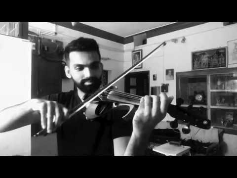 | Yamunai Aatrilae | A solo by Manoj Kumar - Violinist