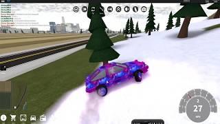 TOFAŞLA DRİFT ÇEKTİM !!! / Roblox Vehicle Simulator / Roblox İzle / FarukTPC