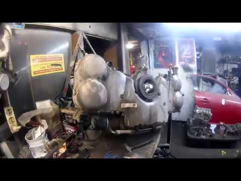 Фото к видео: Subaru Tribeca ez36 - Разбор.