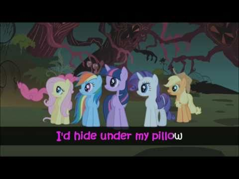 MLP:FiM BGM - Giggle at the Ghostly Karaoke Version (No vocals)