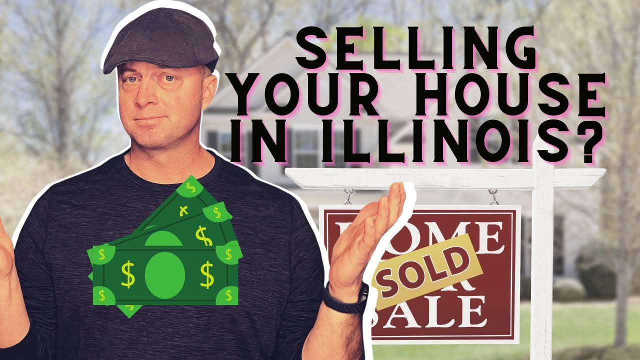 Fees when selling a home in Illinois