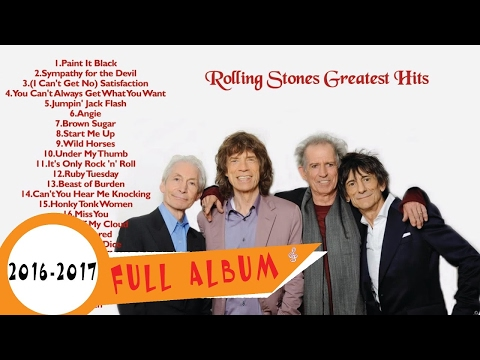 The Rolling Stones Greatest Hits 2017