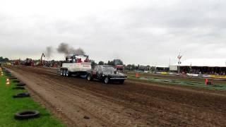Carpulling Made 2011 Sorcerer 1ste manche autotrek