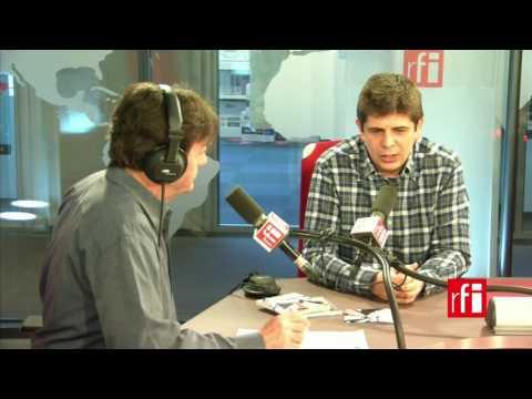 El pianista Javier Perianes con Jordi Batallé en El invitado de RFI.