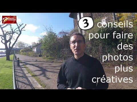comment faire de belles photos 3 conseils pour devenir photographe cr atif youtube. Black Bedroom Furniture Sets. Home Design Ideas