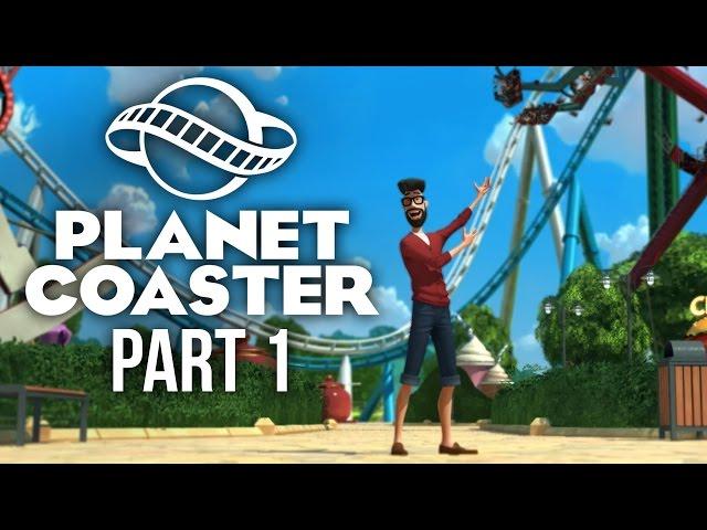 Planet Coaster (видео)