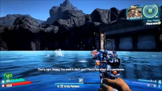 Borderlands 2 - Slap Happy - Side Mission Walkthrough with Commentary