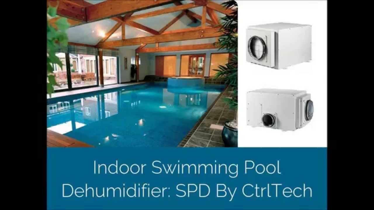 Dehumidifier For Indoor Swimming Pool In Dubai Uae Oman Qatar And Saudi Arabia Youtube