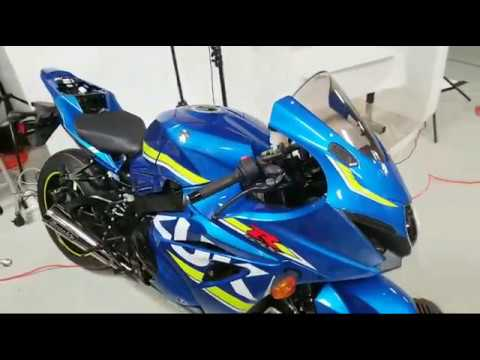 2017 Suzuki Gsxr-1000 VS 2017 BMW S1000RR on The Dyno!