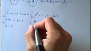 [5] Функция, обратная функция, инъекция, биекция