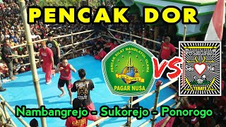 Download Video Pencak Dor Pagar Nusa Lawan SH Terate MP3 3GP MP4