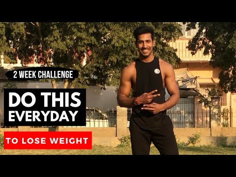 Weight Loss Workout At Home For Men & Women – Fat Burning Routine For Beginners(NO EQUIPMENT NEEDED)
