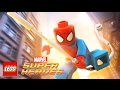 SPIDERMAN LEGO Marvel Super Heroes - Spiderman Cartoon Games for Kids