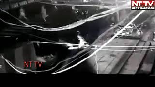 Gang war between to rowdy sheeters in Santosh Nagar PS limits.