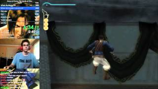 [WR] Prince of Persia: The Sands of Time any% 43:02