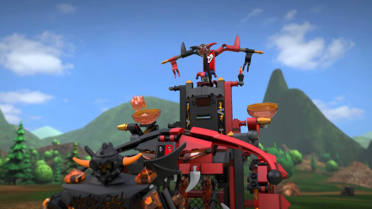 jestro's evil mobile  lego nexo knights  70316  product