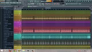 CORALI - (MIX SIRENITA) - 2018 - ((( FL Studio Remake )))
