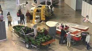 видео Отчет о посещении выставки