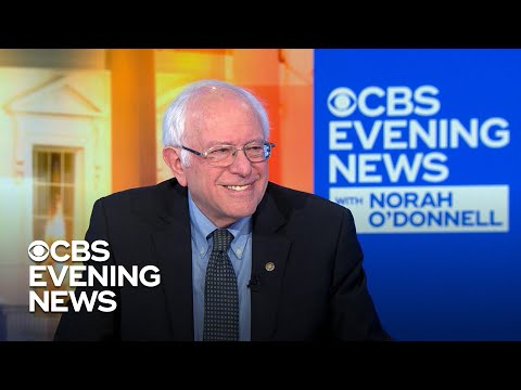 Sanders on the mood inside the impeachment trial