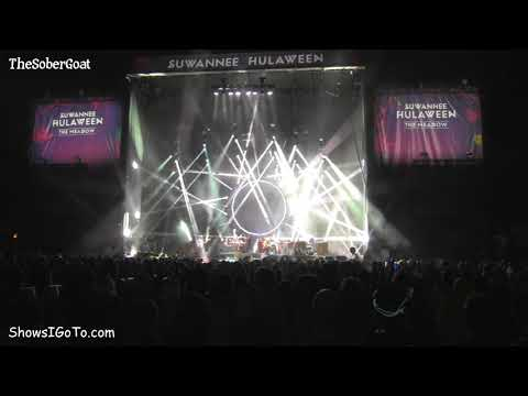The String Cheese Incident - Suwannee...