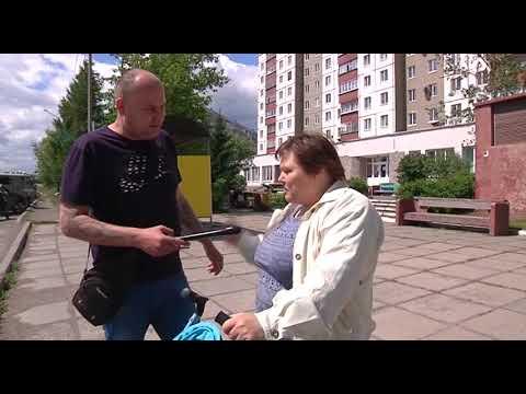Хаос на улицах Шарыпово