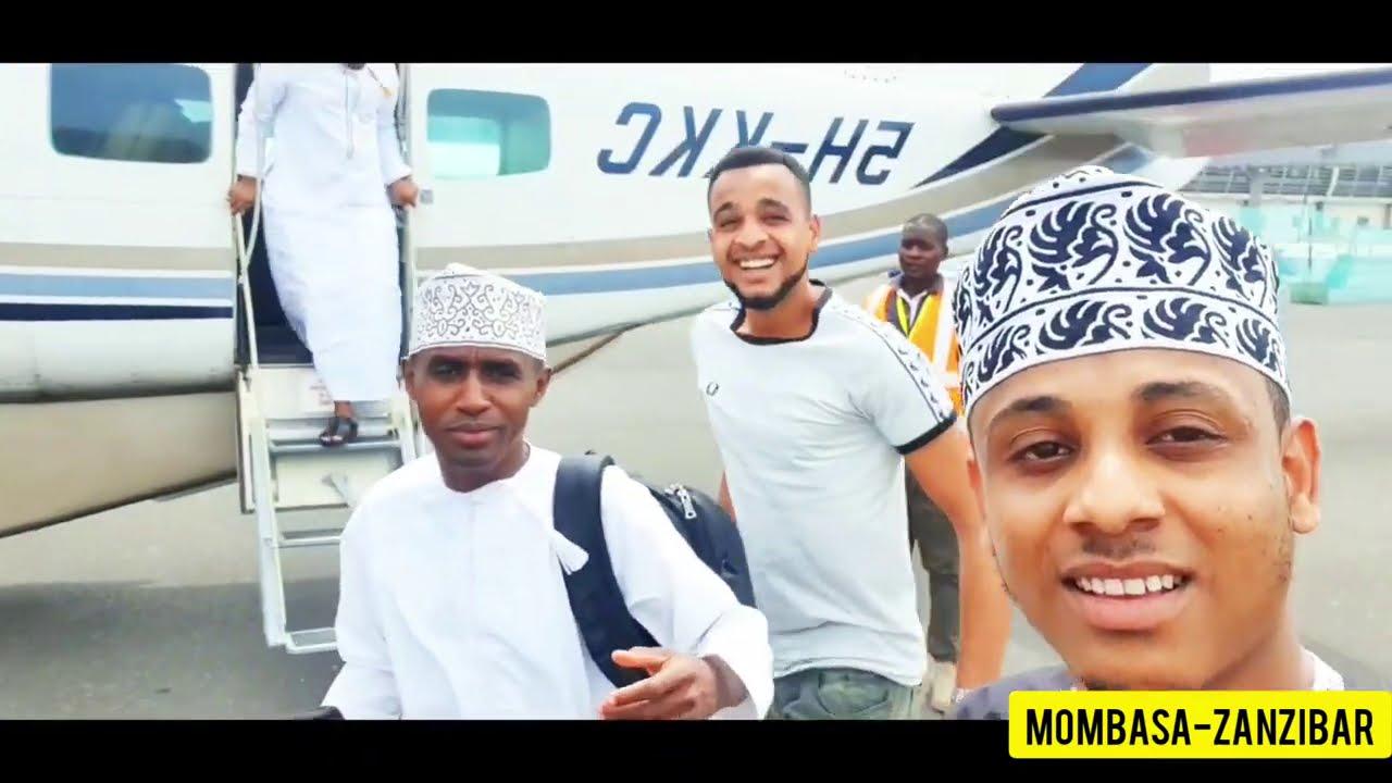 Download Safari ya sheikh Mardhiyyah na sharif yussuf wakirejea zanzibar kutokea Mombasa kenya