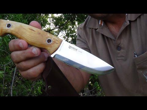 Helle Utvaer Knife Review - Survival Zone Africa Equipment