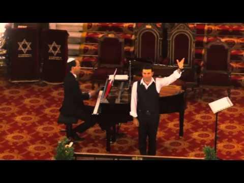 Tumbalalaika - Synagogue Paris - David Serero