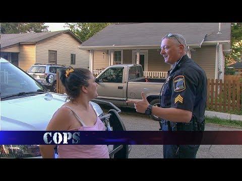 I'm a Security Inspector, Sgt. Mark Miller, COPS TV SHOW