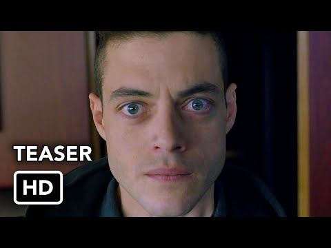 "Mr. Robot Season 4 ""Please Tell Me"" Teaser Promo (HD) Final Season"