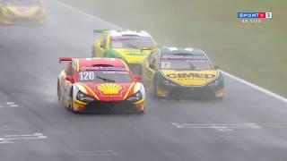 Campeonato Brasileiro de Turismo 2017. Race 2 Autódromo Internacional de Goiânia. Full Race