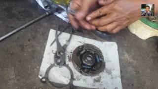Cara Mengatasi Motor Yang Bunyi tek-tek Pada Saat Gas Turun