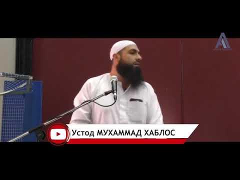 Ustoz muhammad hablos  kecgrimli bolaylik