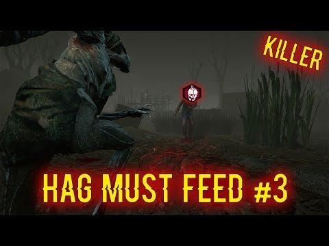 HAG MUST FEED #3 - Killer - Deadbydaylight