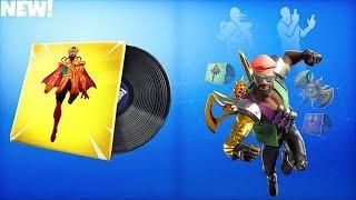 *NEW* Fortnite Default Dance LOBBY MUSIC & BUNDLE LEAKED..! Fortnite Battle Royale