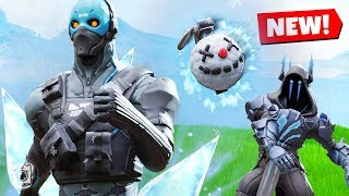 *NEW* CHILLER GRENADE FREEZE TAG! Custom Gamemode in Fortnite Creative Mode!