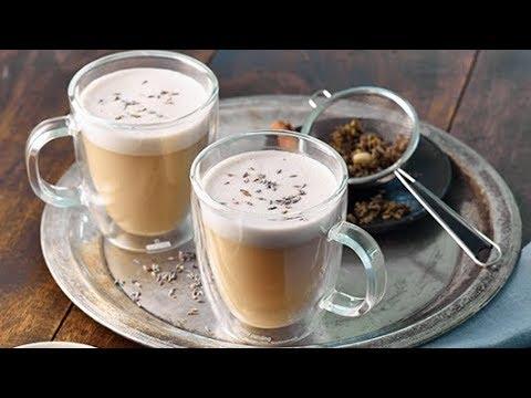 Organic Bulletproof Lavender Chai Latte Recipe
