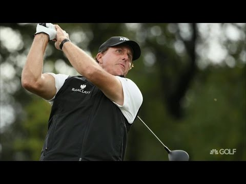 Monday Scramble: Phil Mickelson 'giddy' about 2016 season | Golf Channel