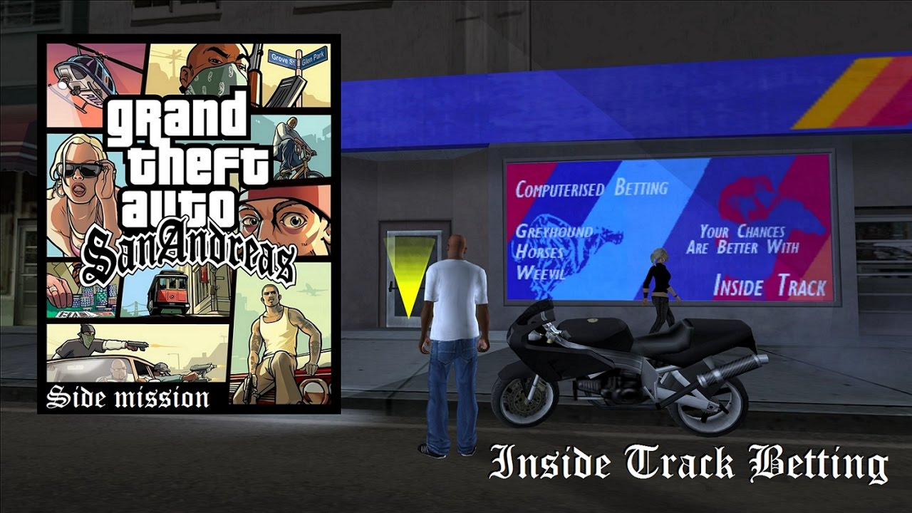 Inside track betting gta san andreas ios modded predict betting site