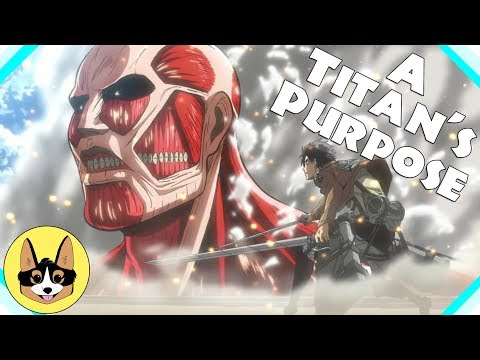 Attack on Titan Anime Theory - Why Were Titans Created?