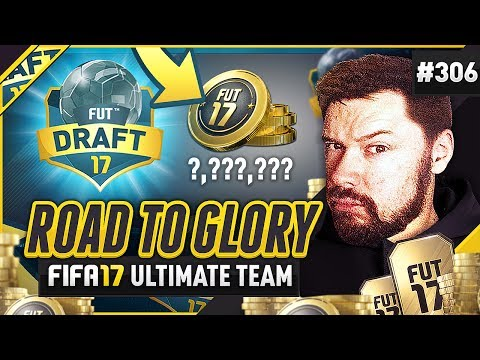 PROFIT FROM DRAFT & PACKS! - #FIFA17 Road to Glory! #306 Ultimate Team