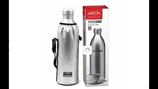 Milton Thermosteel Duo DLX 1800 Bottle Steel (Flask)