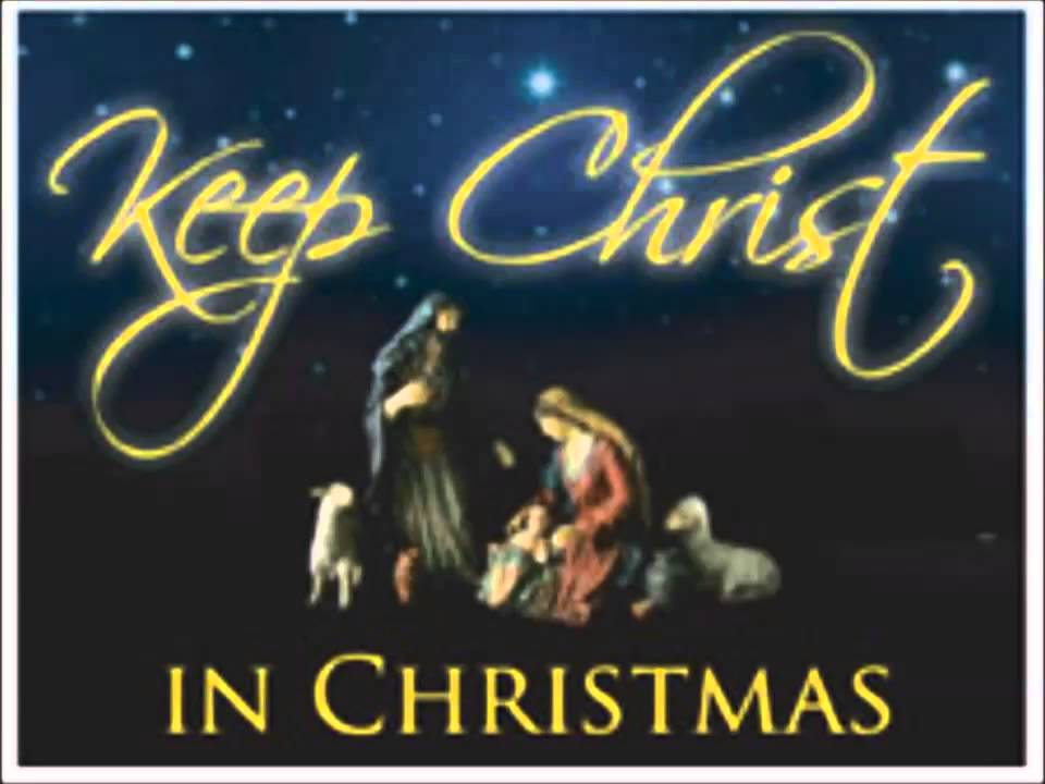 Becca Lee Roberts--Keep Christ is Christmas written by R.Stricklin/D ...