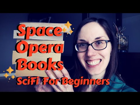 BEST SPACE OPERA BOOKS | SciFi for Beginners | #booktubesff