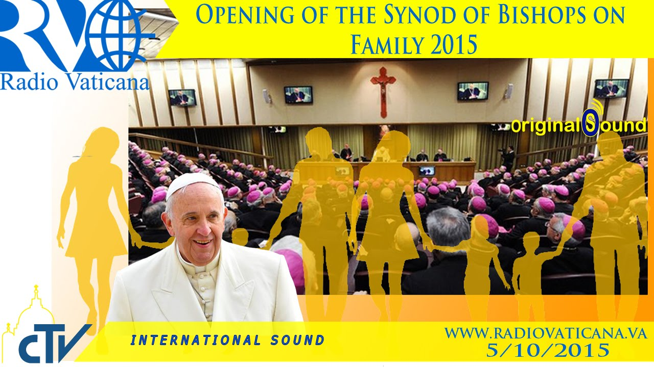 synod of bishops Ordinary assembly of the synod of bishops - vatican.
