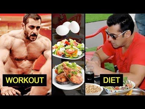 Salman Khan's Secret Diet & Workout...