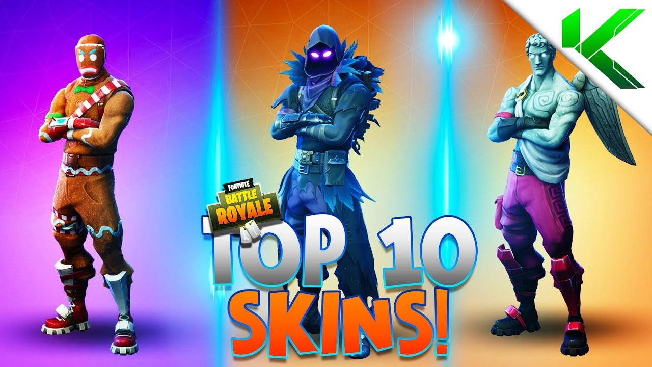 Top  Best Skins In Fortnite Battle Royale Fortnite Top  Skins